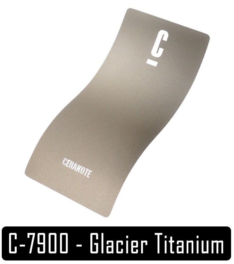 Cerakote Glacier Titanium
