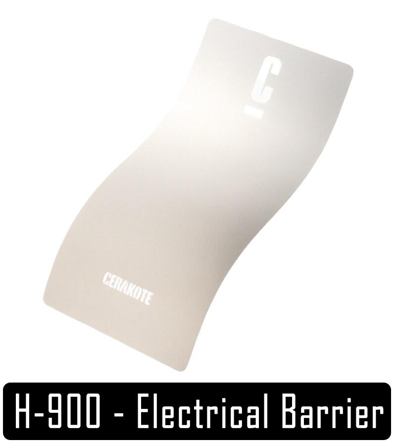 Electrical Barrier Cerakote