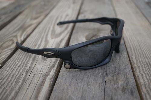 Personnalisation lunettes de soleil Oakley