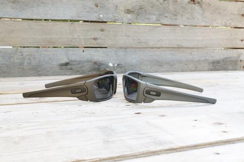 Personnalisation lunettes de soleil Oakley Cerakote
