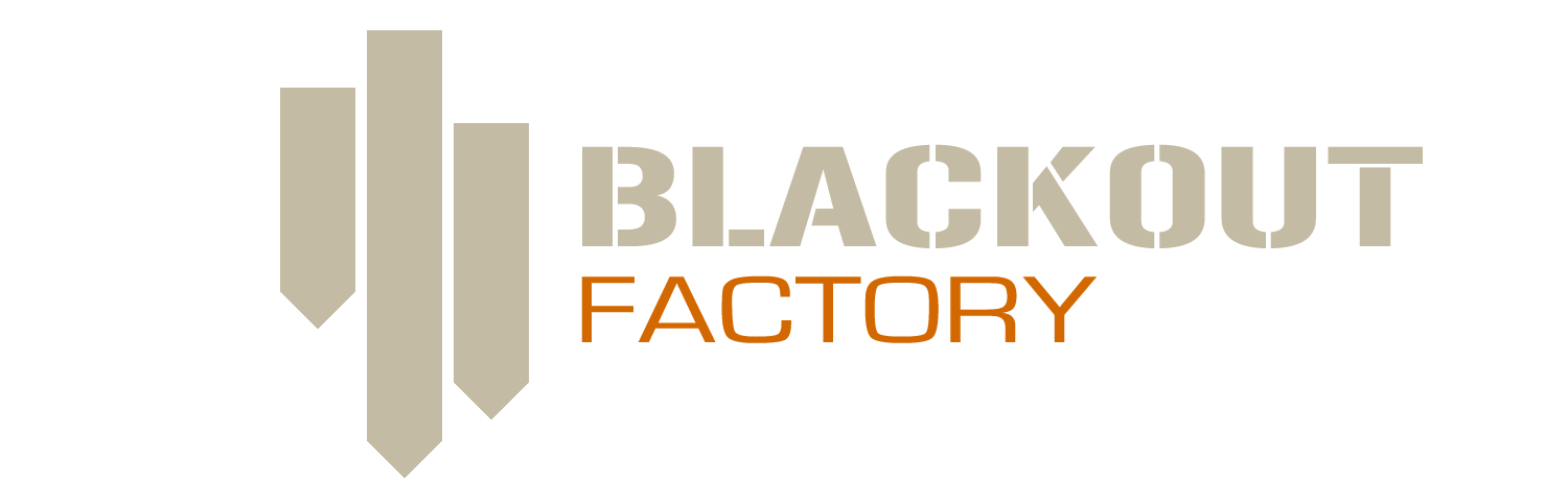 BLACKOUT FACTORY